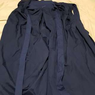 Adult Black Hakama for Aikido/Martial Arts etc