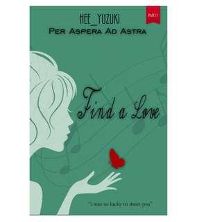 Ebook Find A Love - Hee_Yuzuki