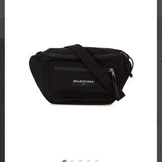 Balenciaga 腰包 巴黎世家相機包