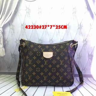 LV SLING SHOULDER BAG WOMEN