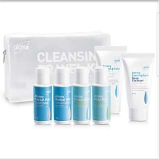 Atomy travel cleansing kit 爱多美旅游套装travel pack