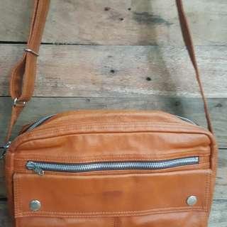 Porter Milky Sling Bag