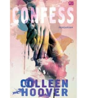 Ebook Pengakuan (Confess) - Colleen Hoover