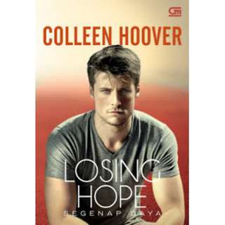 Ebook Segenap Daya (Losing Hope) - Colleen Hoover
