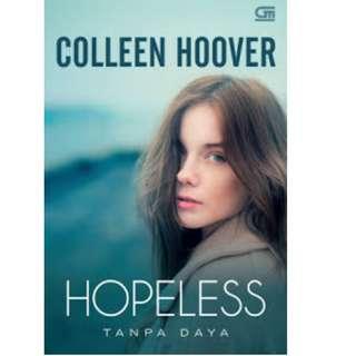 Ebook Tanpa Daya (Hopeless) - Colleen Hoover