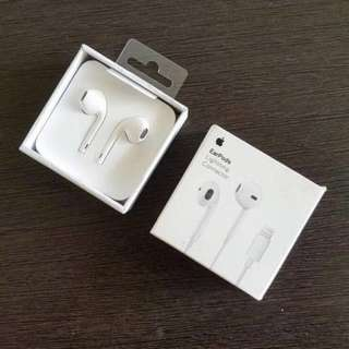 Earpod Lightning iPhone 7 Keatas