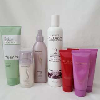(BN) Hair Styling and Treatment Bundle