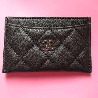 Chanel Card Holder Authentic