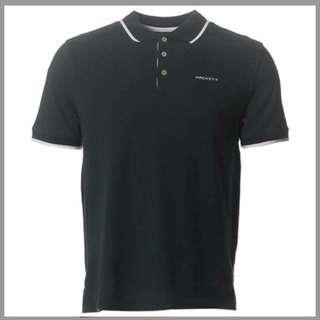 Hackett Golf Polo in Dark Green