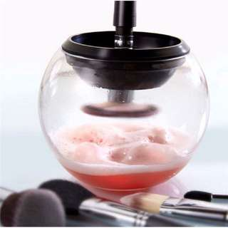 Electric Makeup Brush Cleaner ~BEAU~