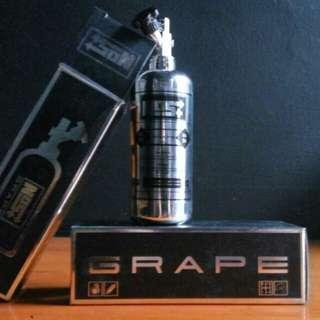 E-Liquid for vape NOS - grape 60ml/3mg