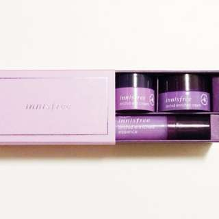 Innisfree jeju orchid travel kit