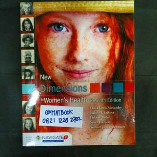 New Dimensions in Women's Health 7ed