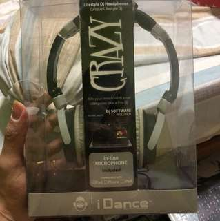 iDance Headphone