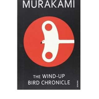 Haruki Murakami Wind Up Bind Chronicle