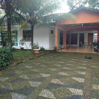 Bismillah di jual rumah/villa di ragajaya citayam