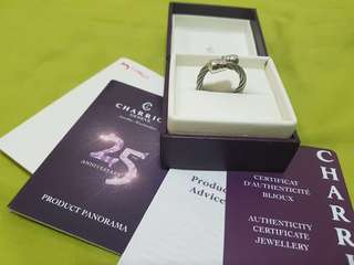 Authentic Charriol Classic Ring