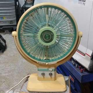 80年代日立風扇