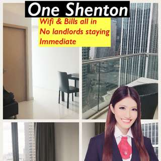 Room for rent @Raffles Place