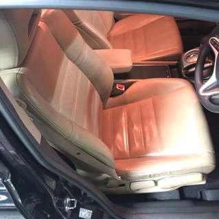Honda Civic cushions