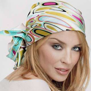 Channel your inner Pirate ....with a Luxe headscarf look