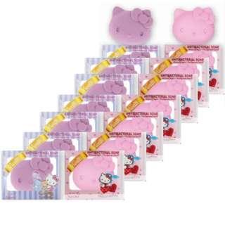 15pcs for 300Pesos Hello Kitty Bath Soap