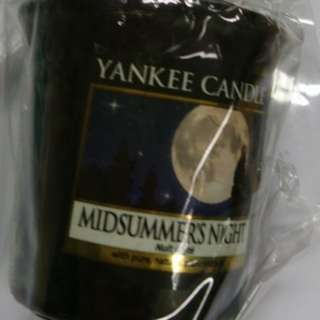 Yankee Candle -  Midsummer's Night Sampler Votive Candle