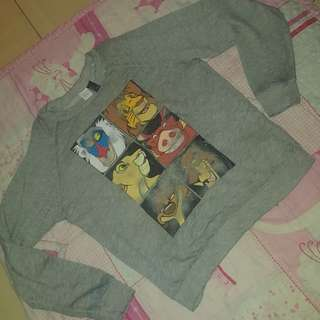 Sweater disney ori