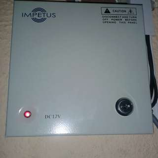 Instock Power Supply Box 4ch 12v 5a