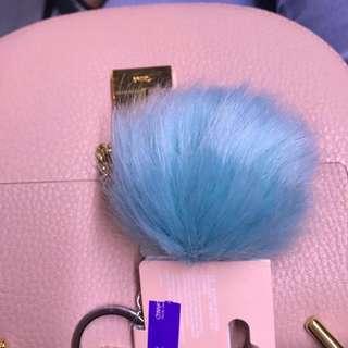 Disney Blue Pom Pom Gelatoni Bag Charm