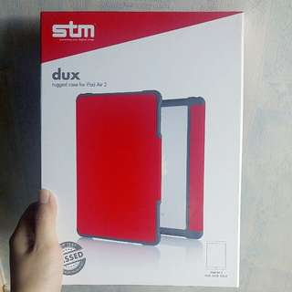 STM dux ipad air 2 case (red)