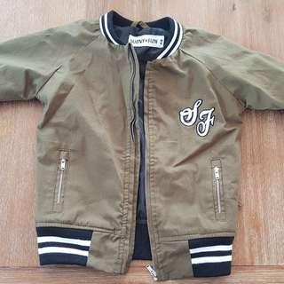 Sunny & Finn Bomber Jacket