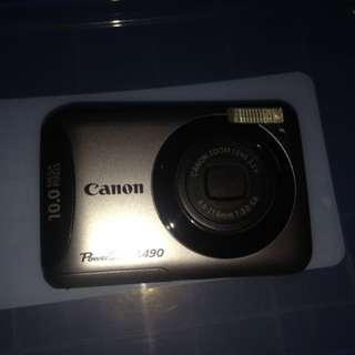 Canon 數碼相機 dc 1000萬像素