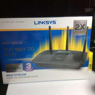 Linksys Router AC1900