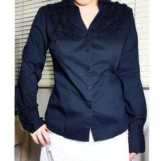 Black formal shirt - $7 only.