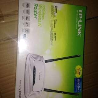 Tplink router 無線路由器 分線