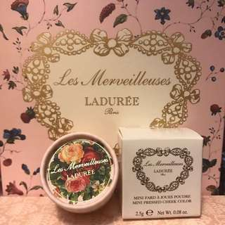BN Les Merveilleuses Laduree Mini Cheek Color #06