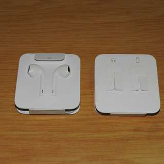 Apple iPhone 7 & Above Earpods - Lightning Connector