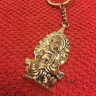 泰國象神佛鑰匙扣