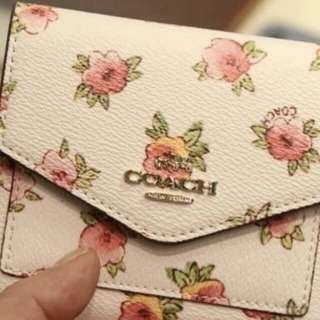 Original Coach Women Wallet