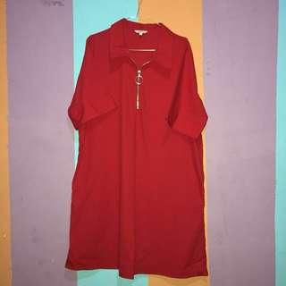 Dress Merah Et Cetera