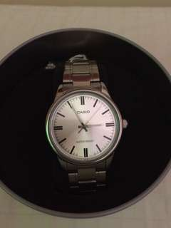Casio Formal Stainless watch