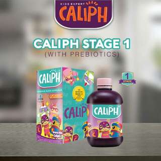 JUS CALIPH STAGE 1