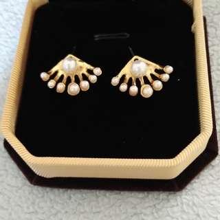 Little Pearls Earrings