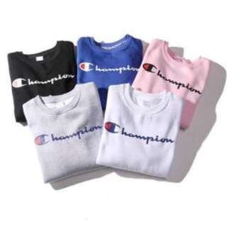 Pre order champion women's jumper