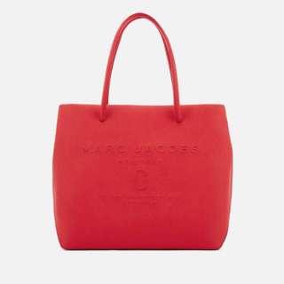 Marc Jacobs women's logo shopper bag