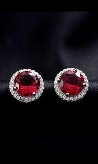 Cubic Zirconia Earrings Jewelry