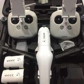 NEGO BU DJI Inspire 1 + Zenmuse X3 with 2 Remote Control