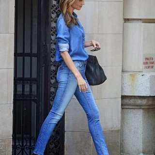 Hermes Skinny Leg Jeans Authentic🛑