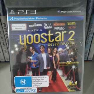 PS3 - YooStar 2: In The Movies